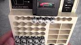 How to make a battery organizer woodlogger youtube 532 solutioingenieria Images