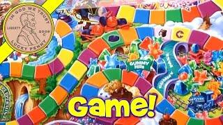 Candy Land Chocolate Edition, Hasbro - Edible Game Pieces!