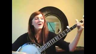 Pumped Up Kicks (On the Banjo) - Foster the People (Cover by Kathryn Hallberg)