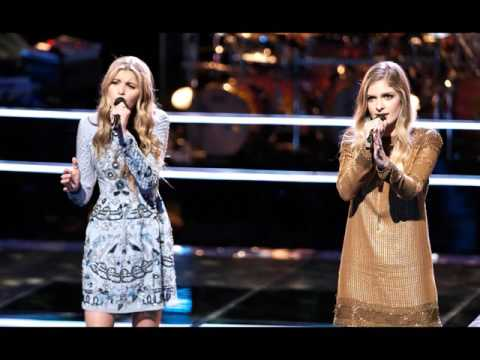 Brennley Brown & Lauren Duski - Better Man (The Voice Performance) - Lyrics