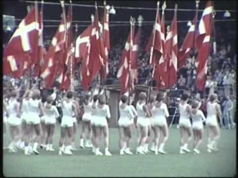Stævnestart - Landsstævne 1981 i Slagelse