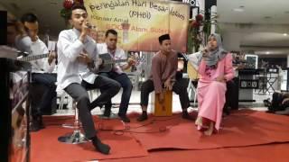 alhamdulillah-opick ( cover akustik by team sogo as)