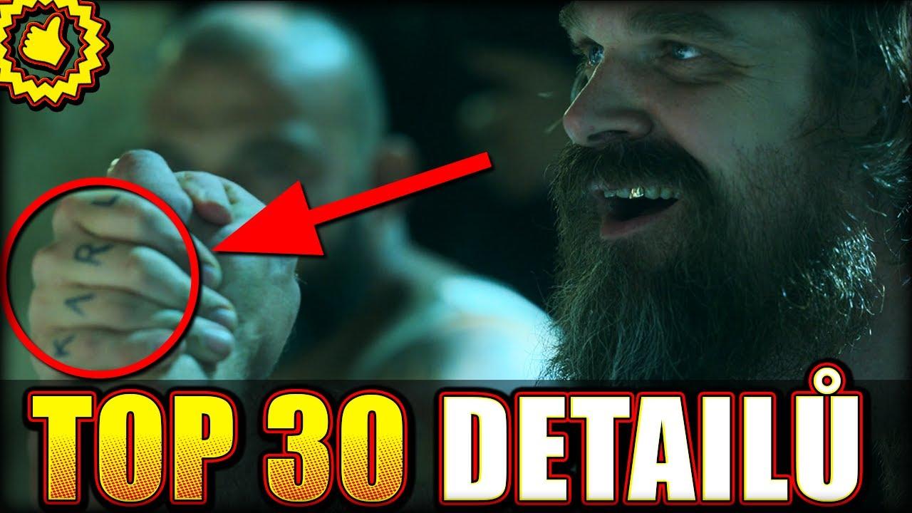 Black Widow TOP 30 DETAILŮ a FAKTŮ (Spoilery z filmu)
