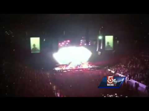 Dozens sent to hospital after TD Garden concert