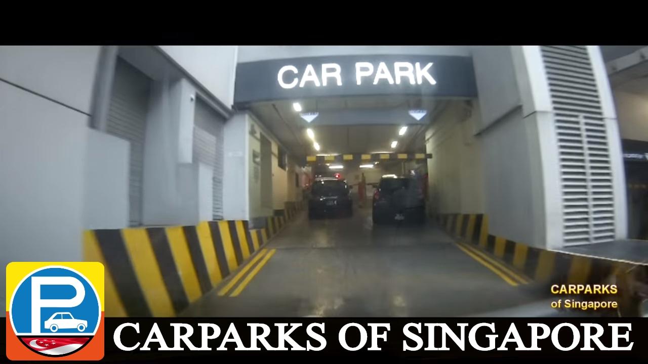 Plaza Singapura Car Park