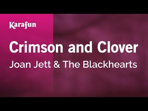 Karaoke Crimson and Clover - Joan Jett *