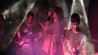"""CALCUTTA BLUES performing """"SMRITI"""" live in RICHTERs farewell 2011 in BESU shibpur"""
