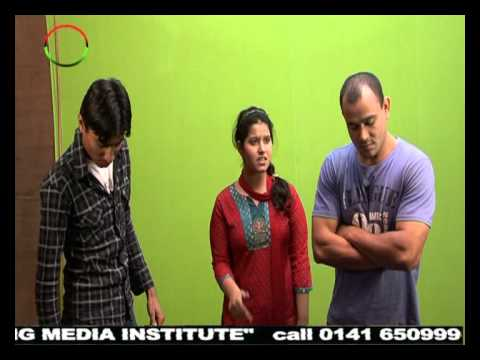 Tv Studio & Multicam Studio in Jaipur - Tarang Media Institute