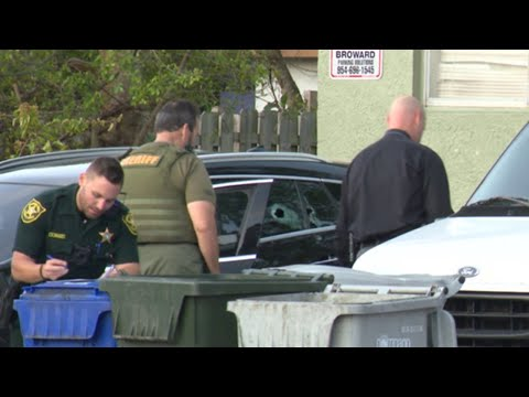 Pompano Beach shooter leaves 2 injured