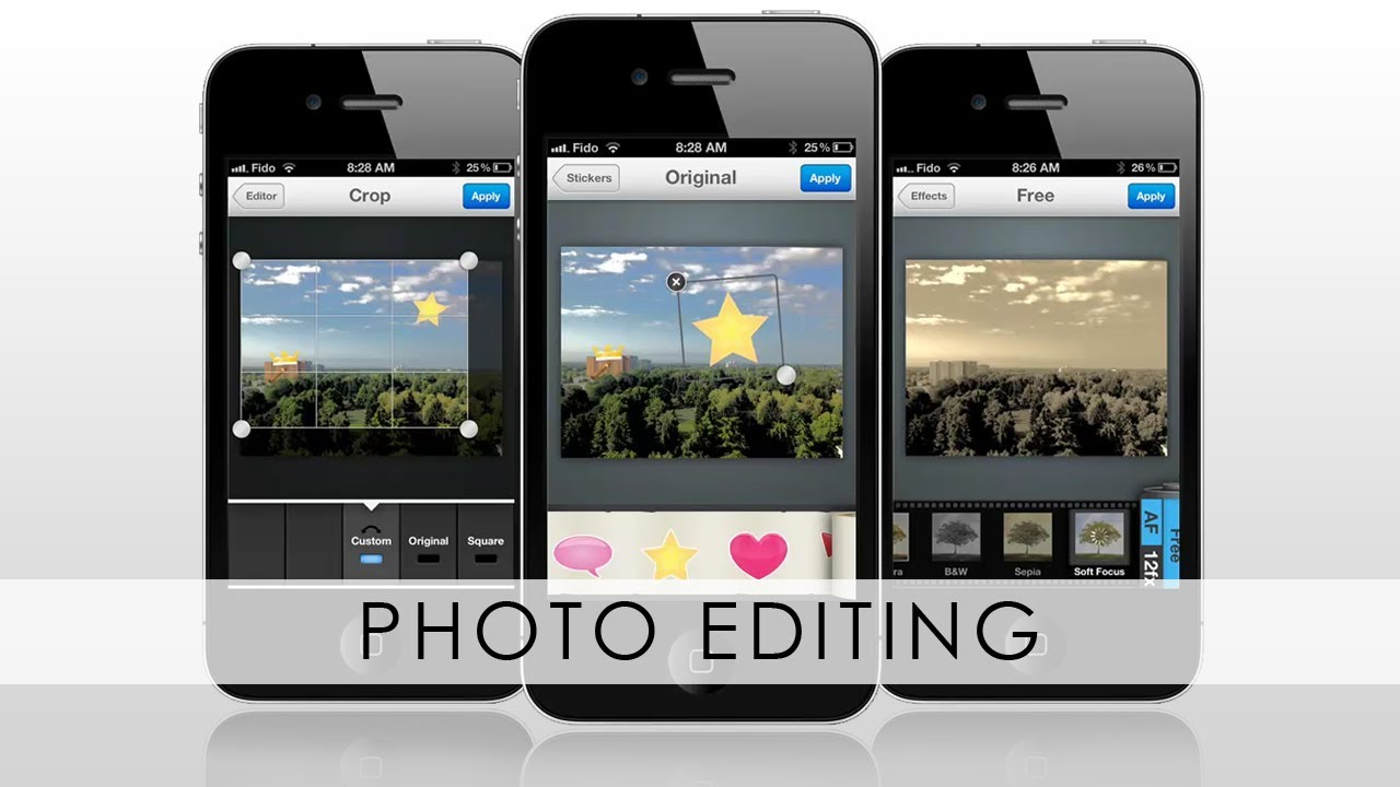 how to edit videos on iphone 5 how to edit photos on iphone 5 4s 4 3gs ipod and 20029