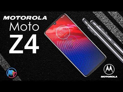 Motorola Moto Z4 Force - LEAKS, SPECS & DESIGN!!!
