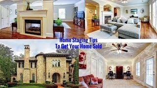 How to Stage Your Home for a Quick Sale 2014 - Plus photos of my new home! Thumbnail