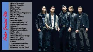 Hinder Best Of Collection || Hinder Greatest Hits All Time [Cover In Love] chords | Guitaa.com