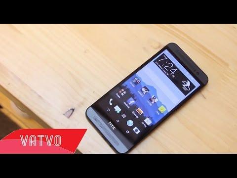 [Review dạo] Trên tay đánh giá nhanh HTC One E8