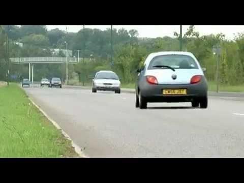 Finger Weg vom Handy beim Autofahren - Schockvideo [HD]
