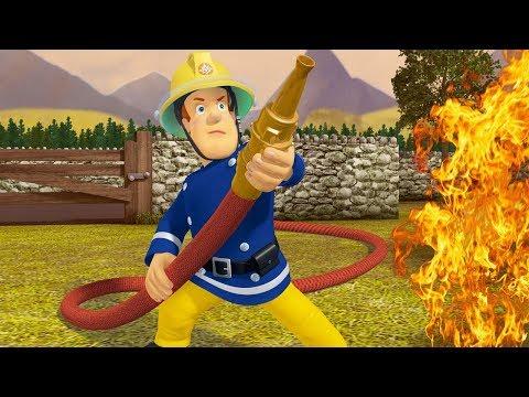 Fireman Sam New Episodes HD | Magic Norman | S9 Best Fighting Fire Bits 🚒 🔥 Kids Movies
