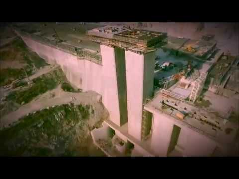 Ethiopian Grand Renaissance Dam progressing to near completion -Nov 2017
