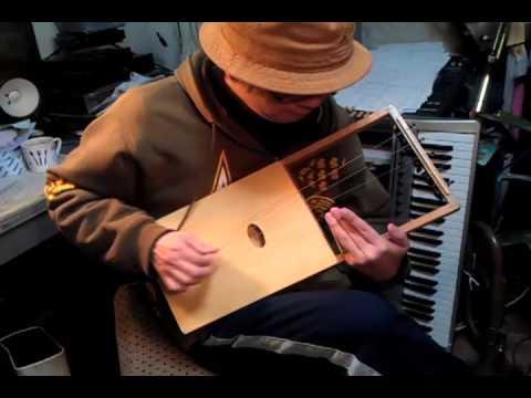 Homemade Lyre-Homemade Instruments