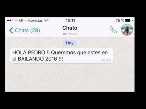 """Pedro Alfonso confirmó que regresa al """"Bailando"""" con un divertido video"""