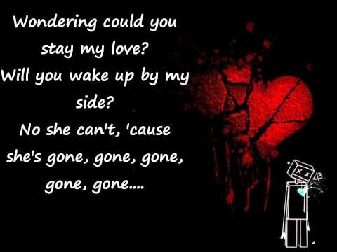 Dreaming with a broken heart - John Mayer (lyrics)