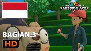 Download lagu Kumpulan Kartun Lucu Animasi l Tayo Movie Bahasa Indonesia l Misi Penyelamatan Ace l Bagian 3