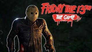 A Friendly Mass Murderer! [Friday 13th]