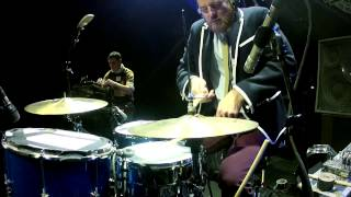 Darren King -- Guitar Center Drum-Off 2012 (Part 2 of 4)
