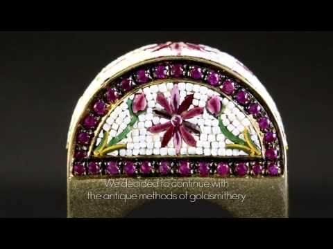 Rare touch Historical pieces and contemporary jewelry in the treasure chest of Siegelson NY