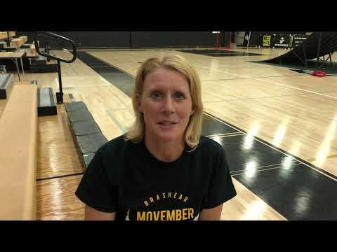 Brashear H.S. Pittsburgh, PA Activities Dir. Kelly Gavlik