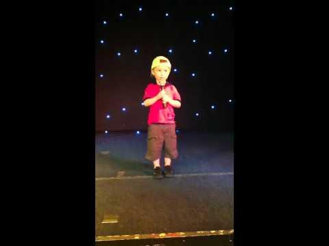Noah's 1st Karaoke