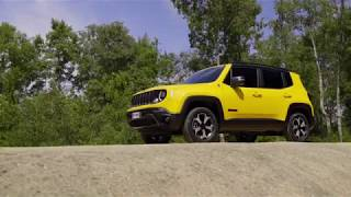 Jeep Renegade Trailhawk MY19