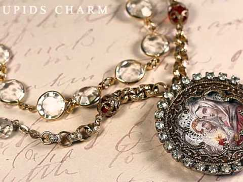 Cupids Charm Vintage Couture Jewelry