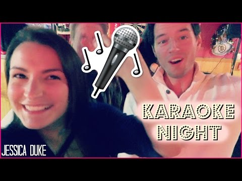 KARAOKE NIGHT! [RI 2016] | Jessica Duke