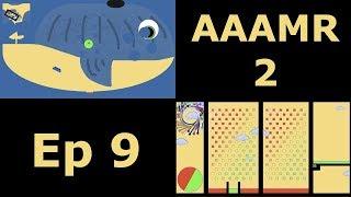 Austin's Amazing Algodoo Marble Race - Season 2 - Episode 9
