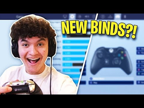 NEW Controller Settings To Play Like A PRO (New Binds)