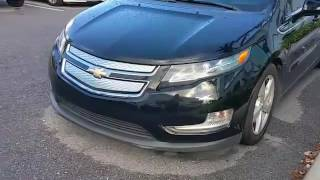 2014 Chevrolet Volt Black