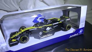 Solido Review, Renault R.S.18 (2018)