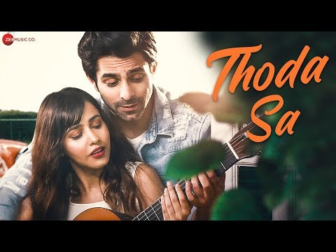 Thoda Sa - Official Music Video | Neel Chhabra & Kabir Pancholi Feat. Shariva P | Gaurav W & Rumman