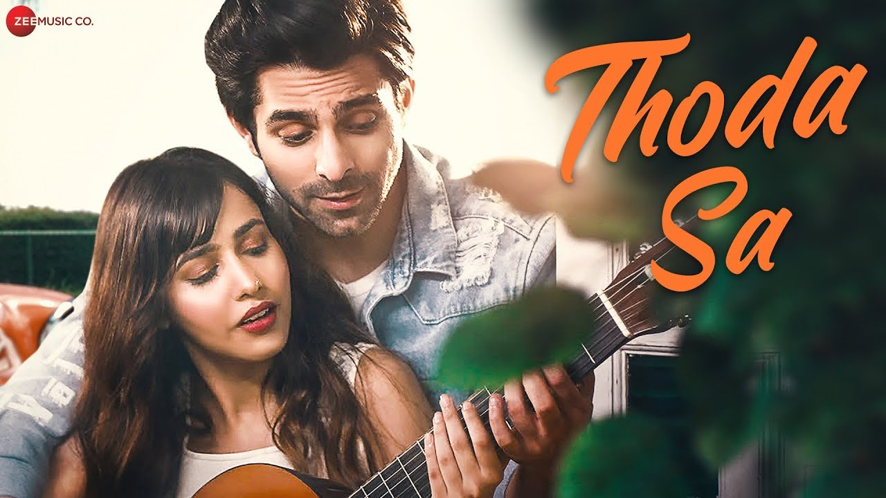 Thoda Sa - Official Music Video | Neel Chhabra & Kabir Pancholi Feat. Shariva P | Gaurav W &