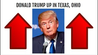 Trump up in Texas and Ohio! | Poll Analysis