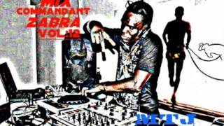 "DJ AUGUSTIN ""MIX COMMANDANT ZABRA"" VOL:12"