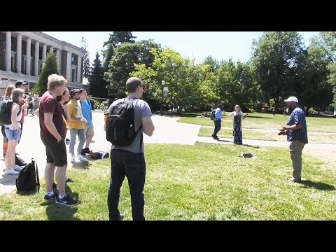 Pagans, LGBT, Mormons and Fake Christians at Oregon State University | Kerrigan Skelly