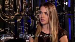 """Ceyda Ateş """" Extra Turki"""" programında Hazal Kaya ve Çağatay Ulusoy hakkında konuştu."""