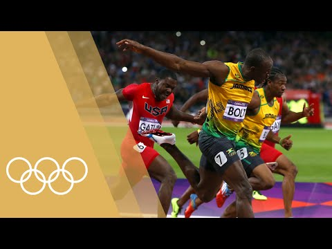 Usain Bolt [JAM] - Men's 100m, 200m, 4x100m | Champions of London 2012
