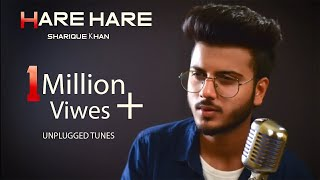 Gambar cover Teri Yaad Main Pagal Pal Pal Rota Hai (Haare Haare) || Sharique Khan || Cover || Josh || Unplugged