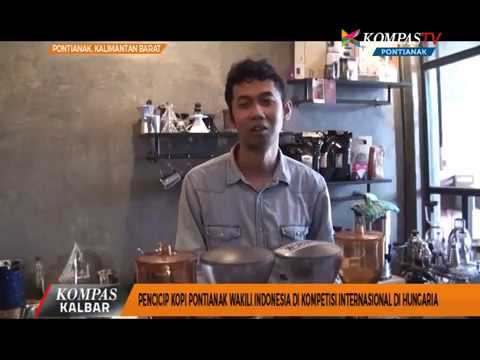 Pencicip Kopi Pontianak Wakili Indonesia di Kompetisi Internasional - Kompas TV Pontianak