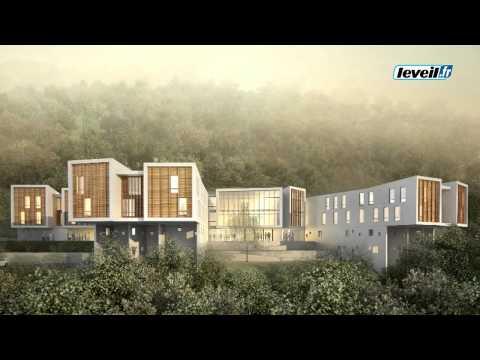 La future maison de retraite du Puy