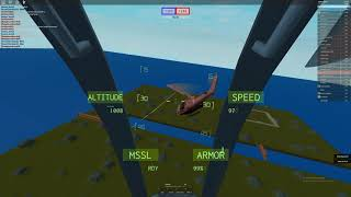 roblox attrition - unedited heli gamepley