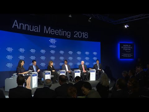Nancy Brown at the 2018 World Economic Forum: The Promise of Precision Medicine