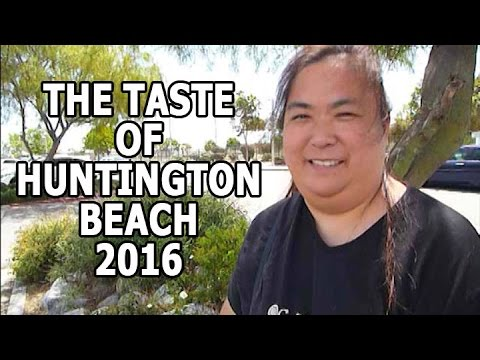 Taste Of Huntington Beach 2016
